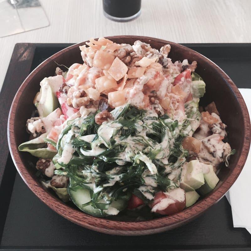 здоровый салат стоковые фотографии rf