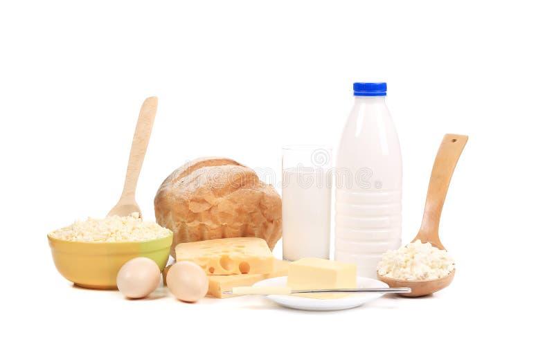 Здоровый состав завтрака. стоковое изображение