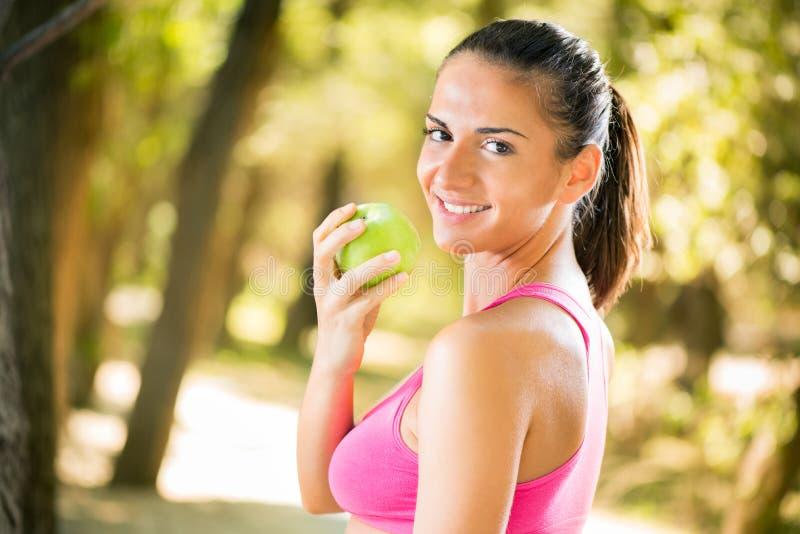 Здоровье и природа стоковое изображение