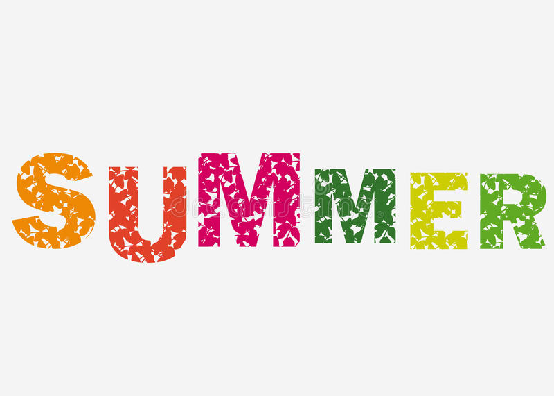 Здравствуйте! иллюстрация лета, предпосылка Логотип или ярлык дизайна битника цитаты потехи вдохновляющий плакат оформления, знам иллюстрация штока