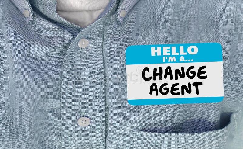 Здравствуйте! я слова бирки имени разрушителя агента изменения бесплатная иллюстрация