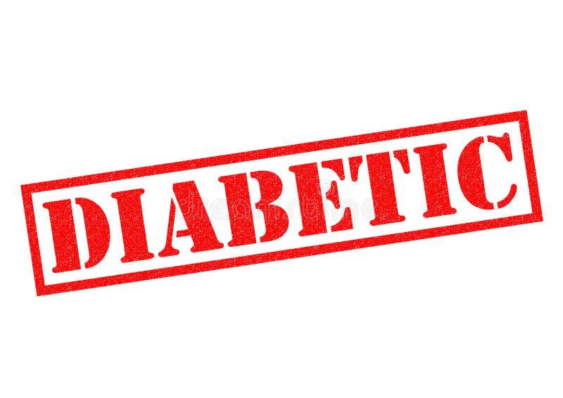 диабетическо иллюстрация штока