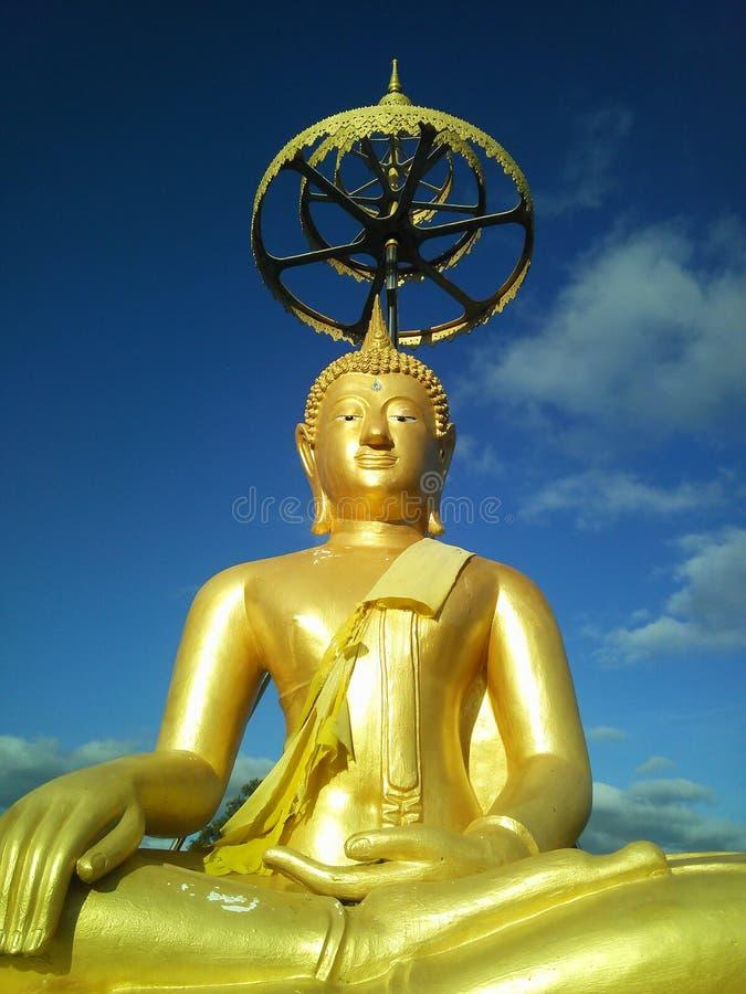 диаграмма усаживание Будды стоковые изображения