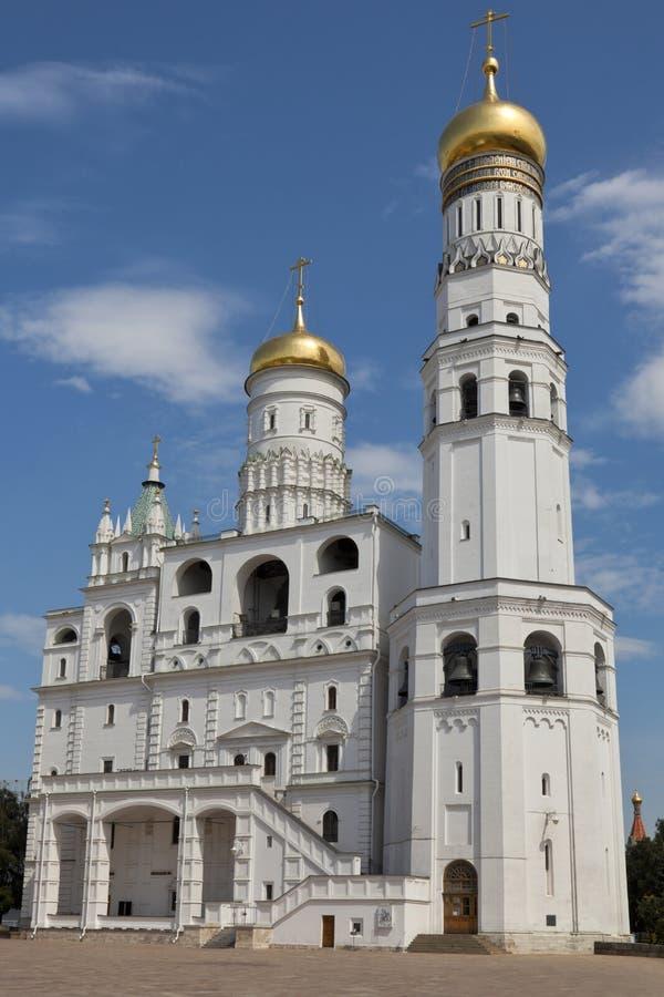 Download Иван большая колокольня Москвы Кремля Стоковое Фото - изображение насчитывающей наследие, экстерьер: 33737510