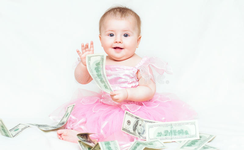 играть дег ребёнка младенческий стоковые изображения
