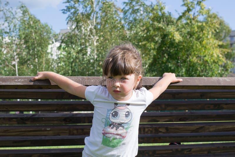 играть парка ребенка стоковая фотография rf