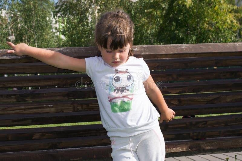 играть парка ребенка стоковое изображение rf