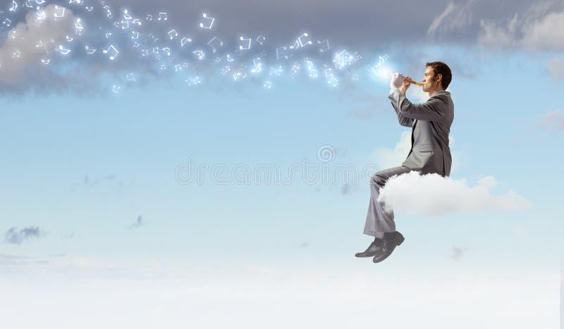 Download играть человека каннелюры стоковое изображение. изображение насчитывающей бизнесмен - 41650899