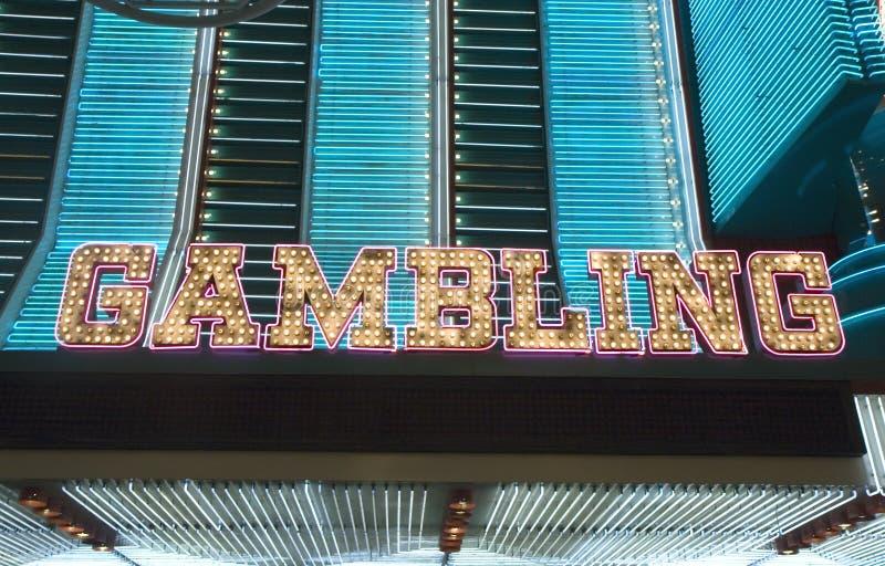 играя в азартные игры света стоковые фото