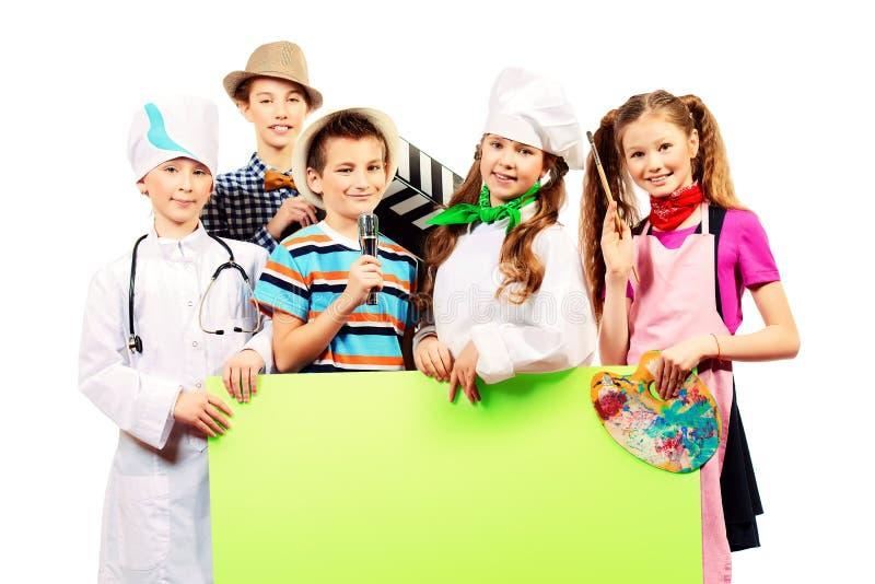 Картинки детей в костюмах разных профессий, открытки марта своими