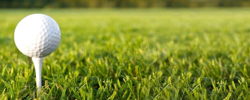 Игра гольфа. стоковое изображение