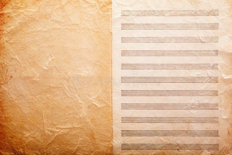 игра музыкальных примечаний аппаратур дара стоковое изображение