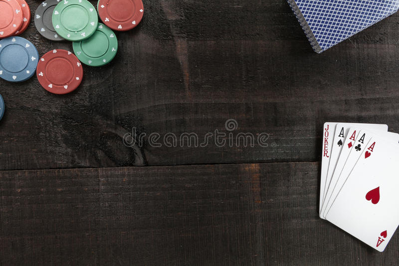 Игра на древесине стоковая фотография rf