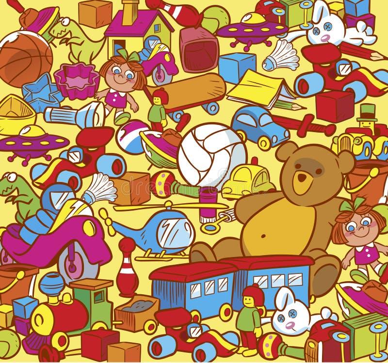 Игра Childs бесплатная иллюстрация