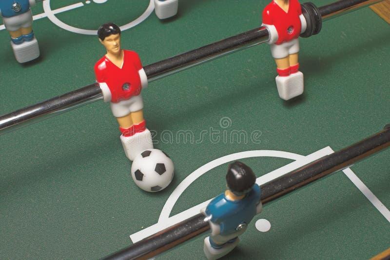 Игра Foosball стоковая фотография rf