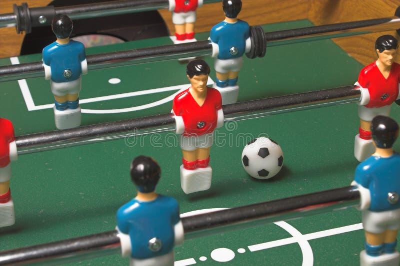 Игра Foosball стоковые изображения rf