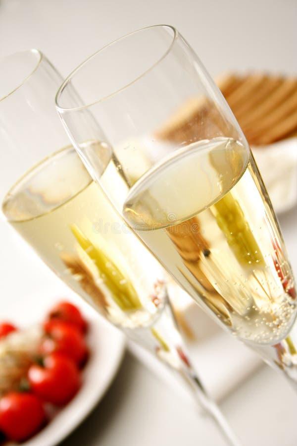игристое вино appetiser стоковое фото rf