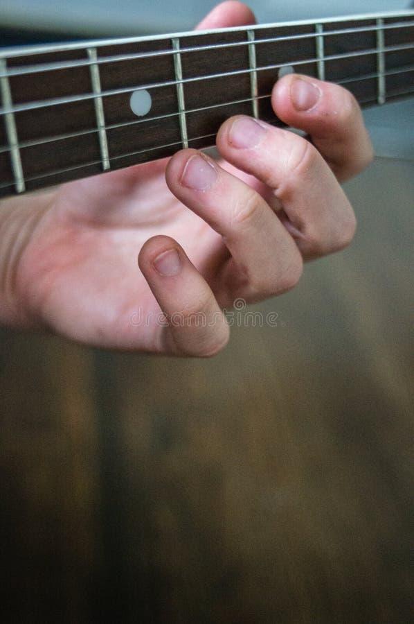 Игрок банджо стоковые изображения rf