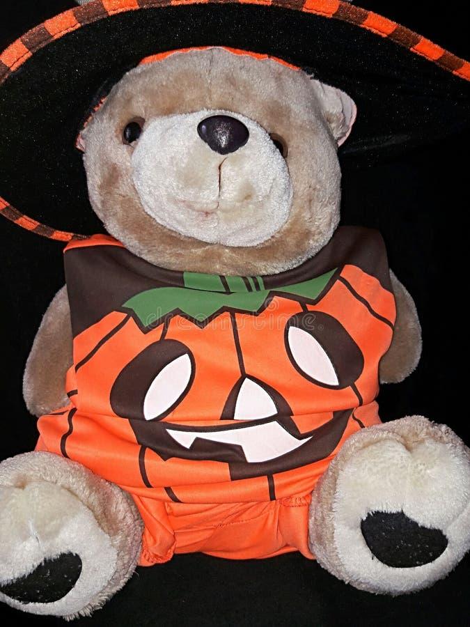 Игрушечный хеллоуин стоковое изображение