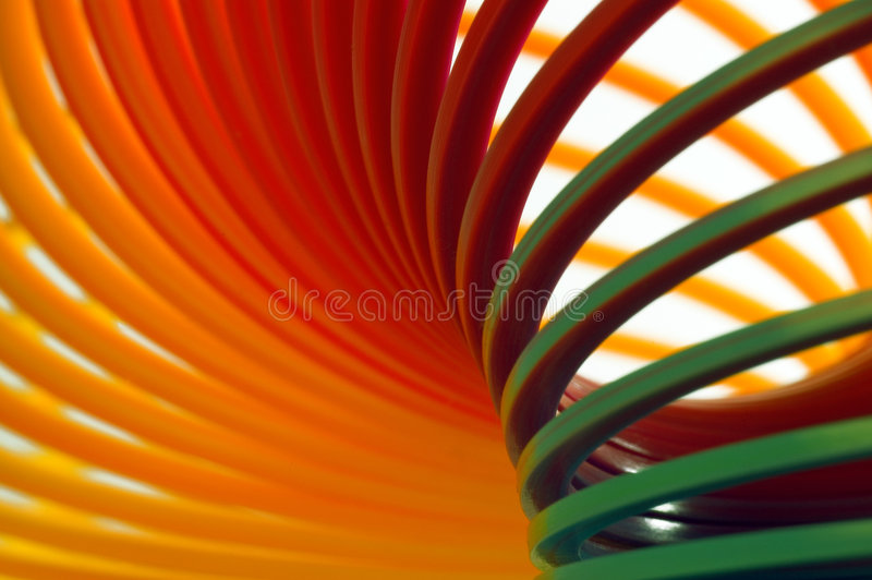 игрушка весны стоковая фотография rf