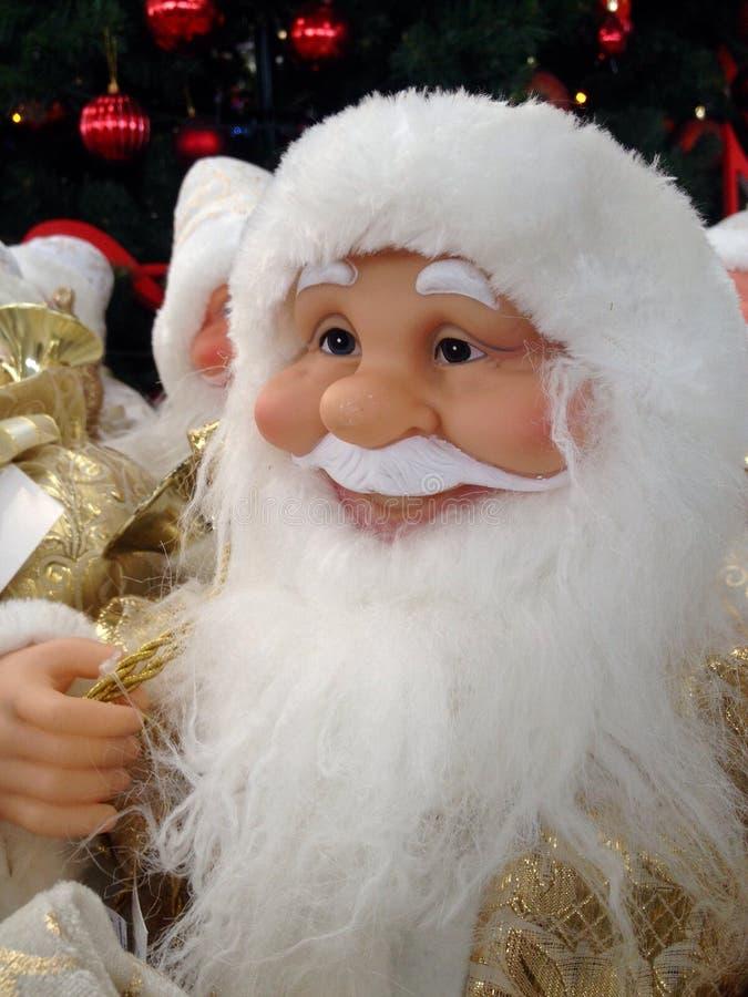 Игрушка Дед Мороз стоковое изображение