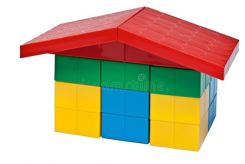игрушка дома ребенка стоковая фотография rf