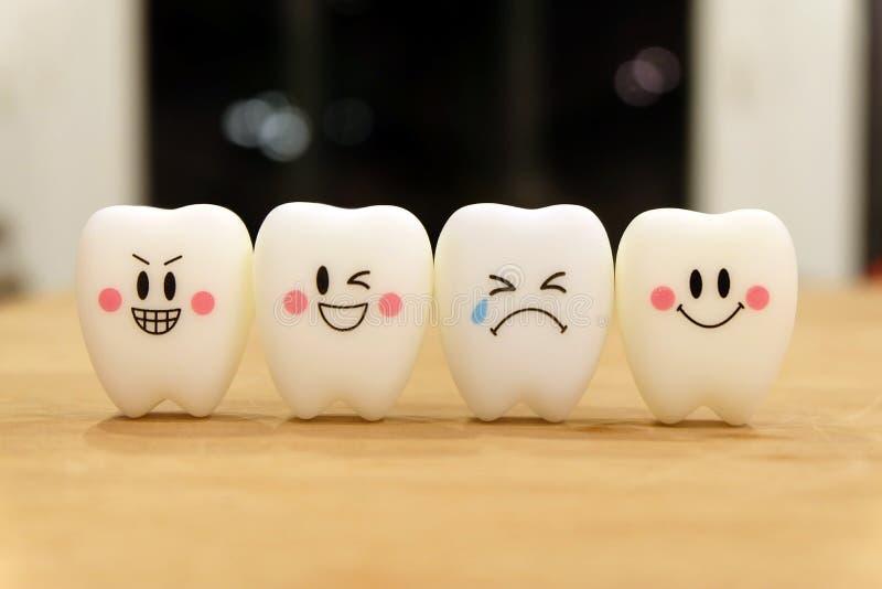 Игрушка зубов милая стоковое изображение
