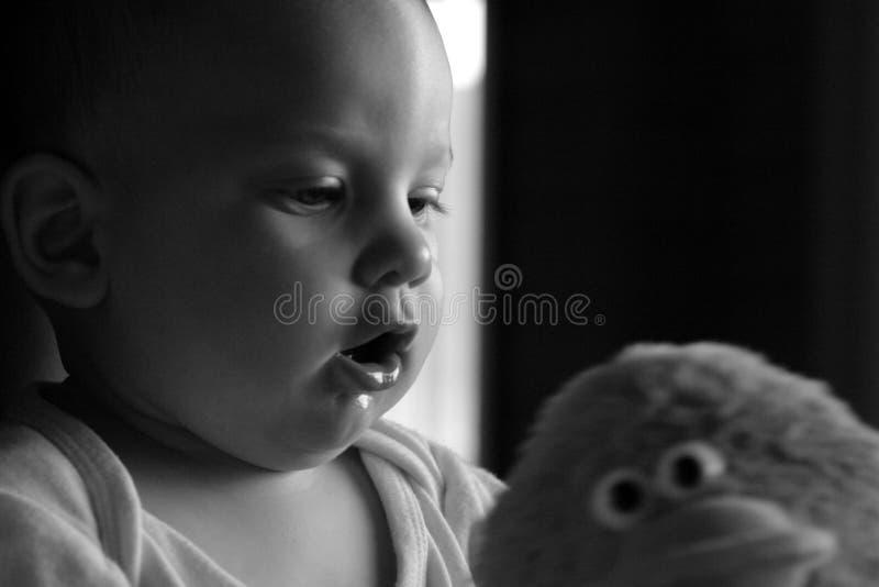 игрушка игры ребенка ребёнка младенческая стоковое изображение