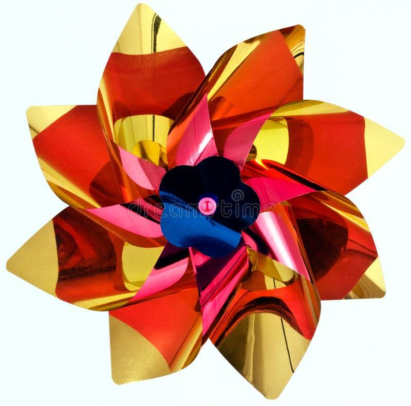 игрушка пластмассы pinwheel стоковые фотографии rf