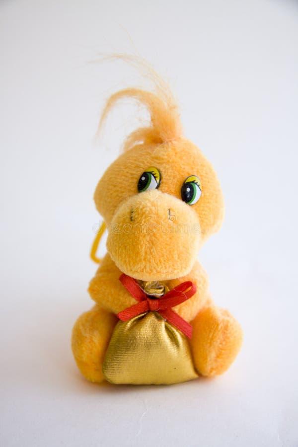 Игрушка дракона стоковое фото rf