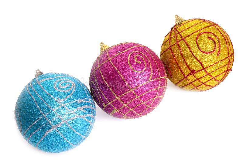 игрушка рождества varicoloured стоковое фото