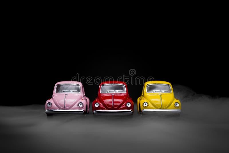 Игрушка Volkswagen Beetle стоковое фото