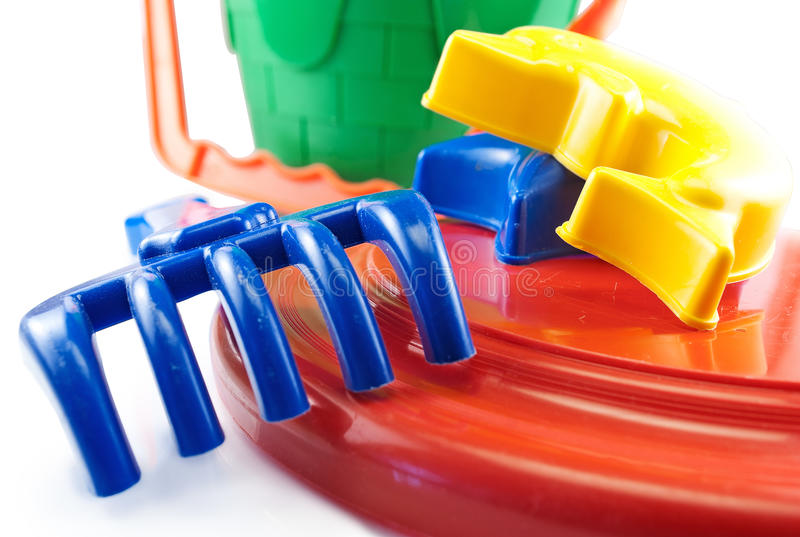 игрушки лета стоковая фотография rf
