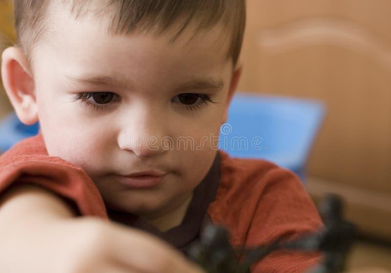 игрушки малыша стоковое изображение