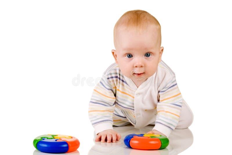 игрушки ребёнка стоковые изображения rf