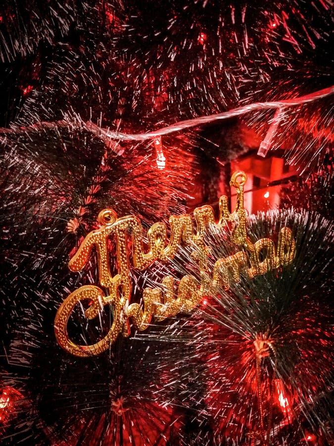 Игрушки рождественской елки стоковое фото rf