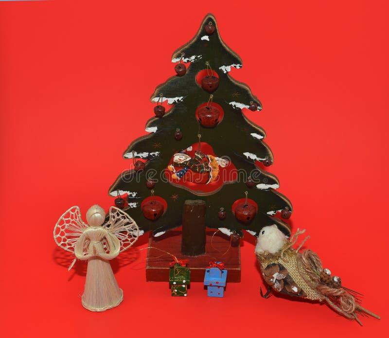 игрушки сфер рождества предпосылки изолированные стеклом белые стоковые изображения