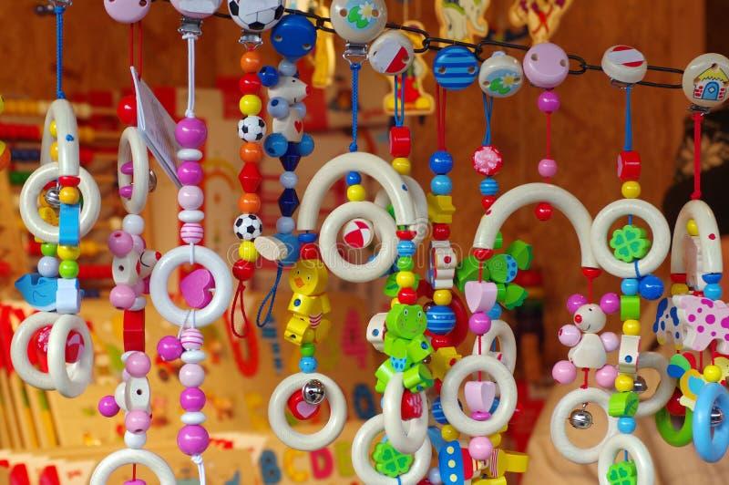 Игрушки для newborn стоковые изображения rf