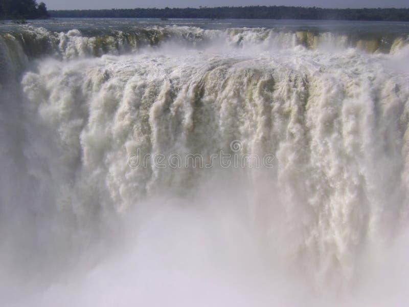 Игуазу Фаллс - Аргентина стоковое фото rf