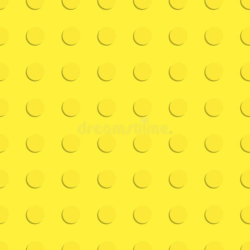 Идеальная предпосылка блока конструкции лоска крупного плана пластикового стоковое изображение rf