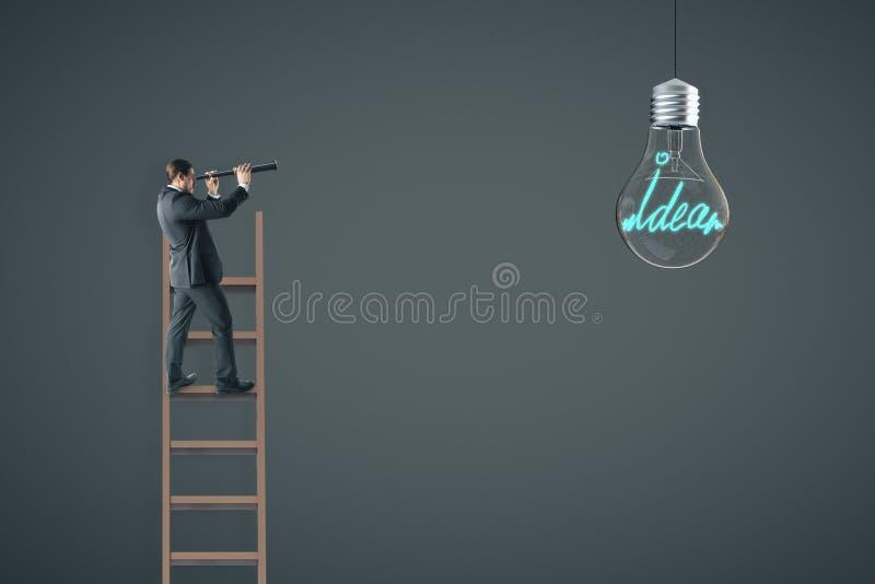 Идея и принципиальная схема нововведения бесплатная иллюстрация