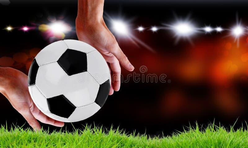 Идея чемпионата мира футбола иллюстрация вектора