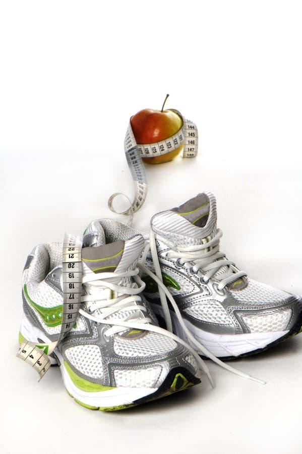 идущие ботинки стоковая фотография