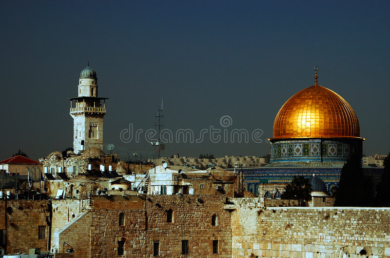 Иерусалим стоковая фотография