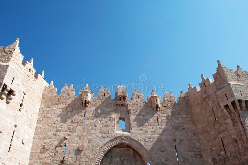 Иерусалим, старый город, Израиль, Ближний Восток стоковая фотография rf
