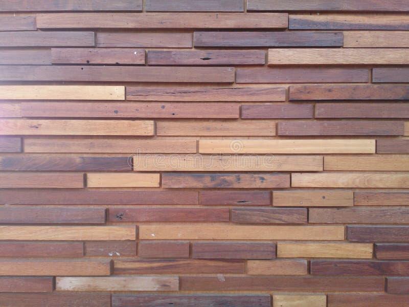 дизайн плитки деревянный современный стоковая фотография rf