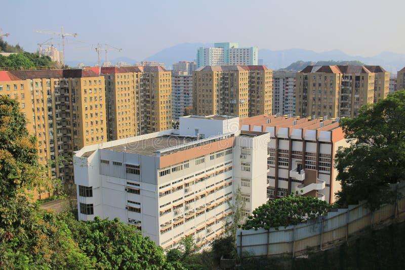 Избегите район Ли, схват kwun стоковое изображение rf