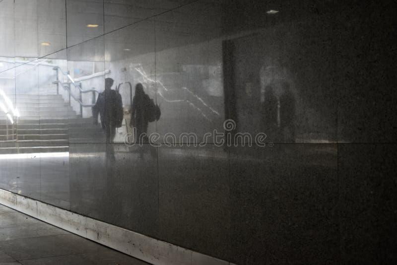 Избежание города стоковое изображение rf