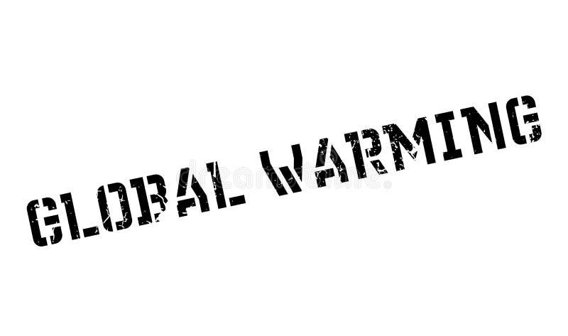 Избитая фраза глобального потепления бесплатная иллюстрация