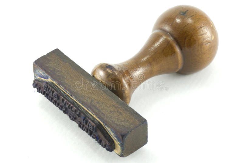 избитая фраза деревянная стоковая фотография rf